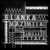 Blanka Mazimela - Ziduli Zetafa EP cover art