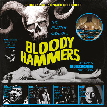 The Horrific Case of Bloody Hammers (EP) main photo