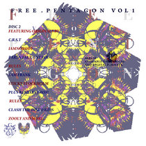 GREAT WALL OF SOUND: FREE.PENTAGON VOL1 DISC 02 (DIGITAL ALBUM) cover art