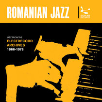 Romanian Jazz - Jazz From The Electrecord Archives 1966-1978 – compiled by Jazzanova (High Quality Master) cover art