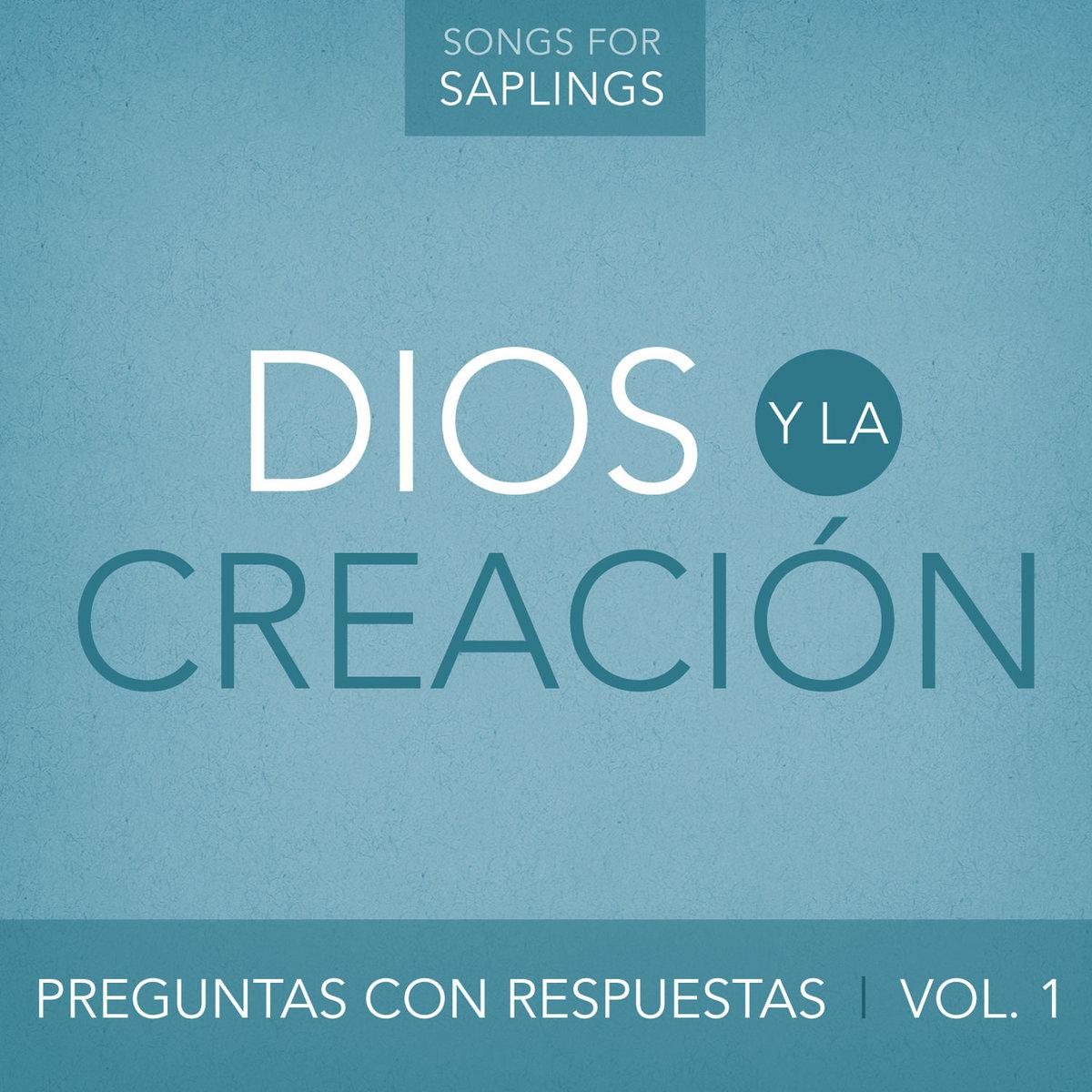 Preguntas Con Respuestas Vol 1 Dios Y La Creacion Spanish Dana Dirksen Songs For Saplings