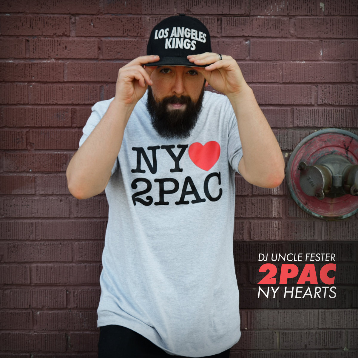 2PAC - NY Hearts   DJ Uncle Fester