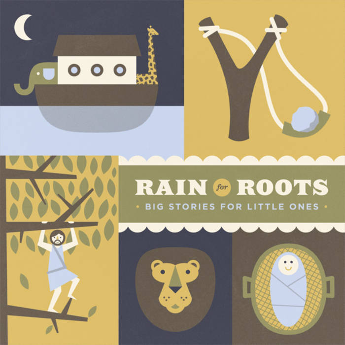 Big Stories For Little Ones Rain For Roots