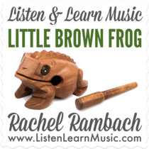 Little Brown Frog cover art