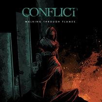 Walking Through Flames cover art
