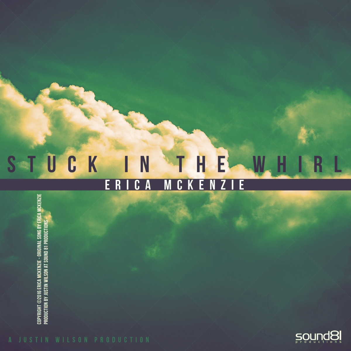 Stuck In The Whirl by Erica McKenzie