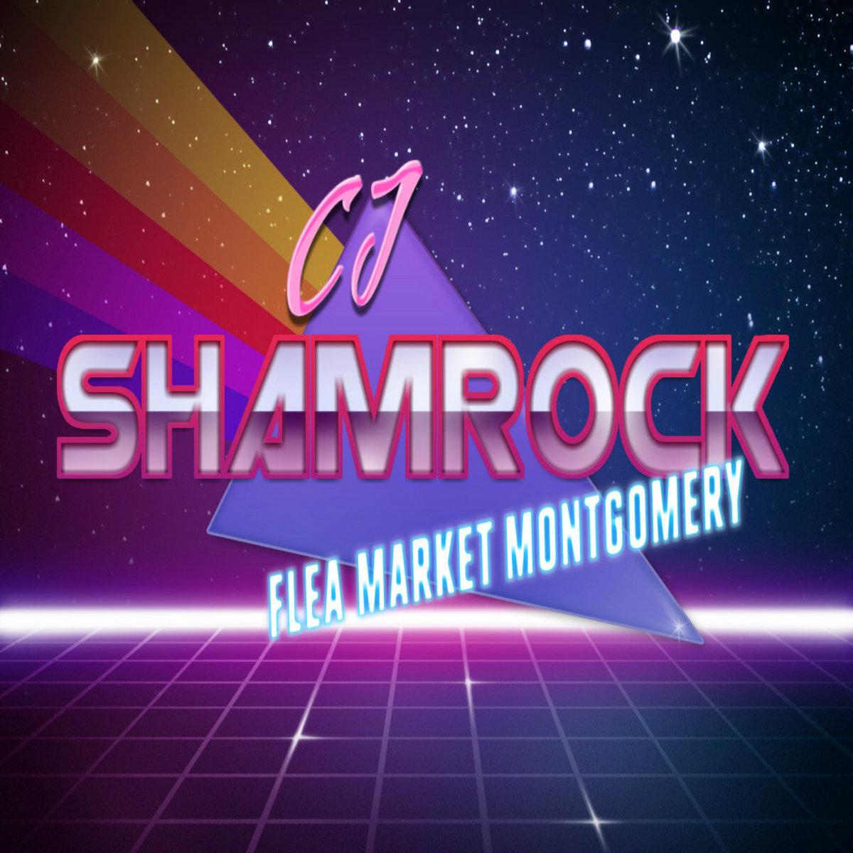 flea market montgomery spooky mix cj shamrock