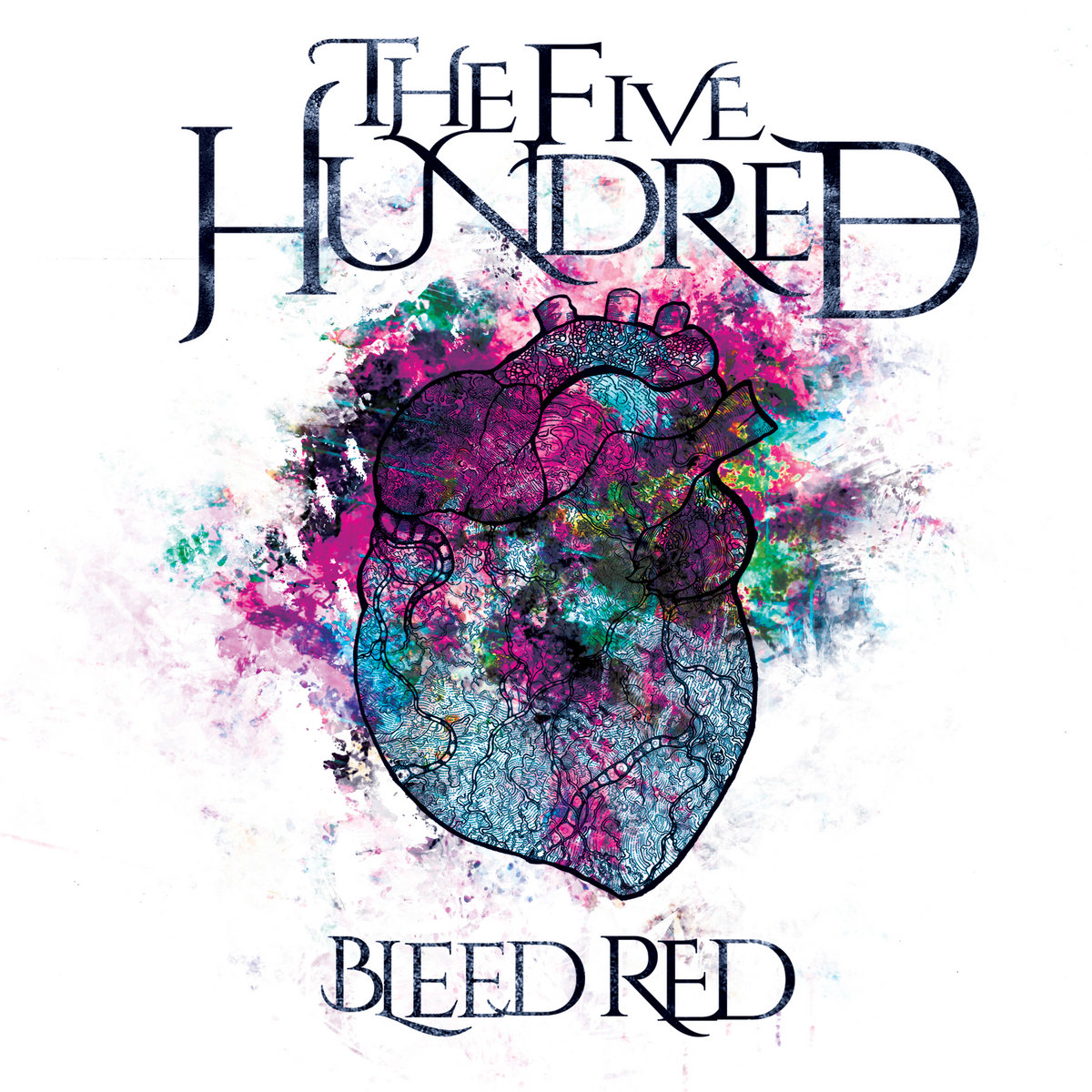 Image result wey dey for The Five Hundred - Bleed Red