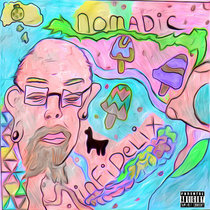 Nomadic (2014 ALBUM) cover art