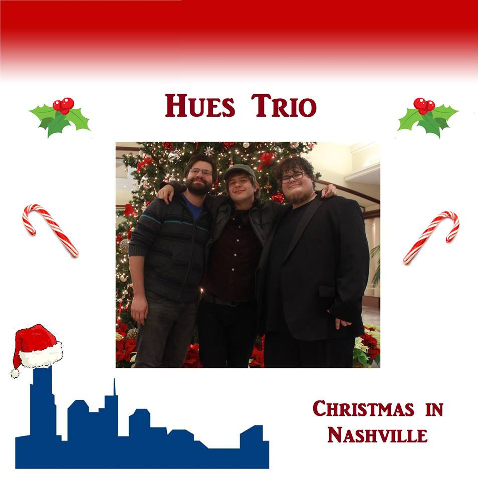 Blue Christmas (Ft. Johnny Hiland) | Hues Trio