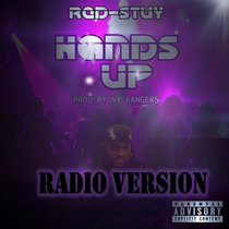 Hands Up (Radio Version) Prod. by NY Bangers cover art