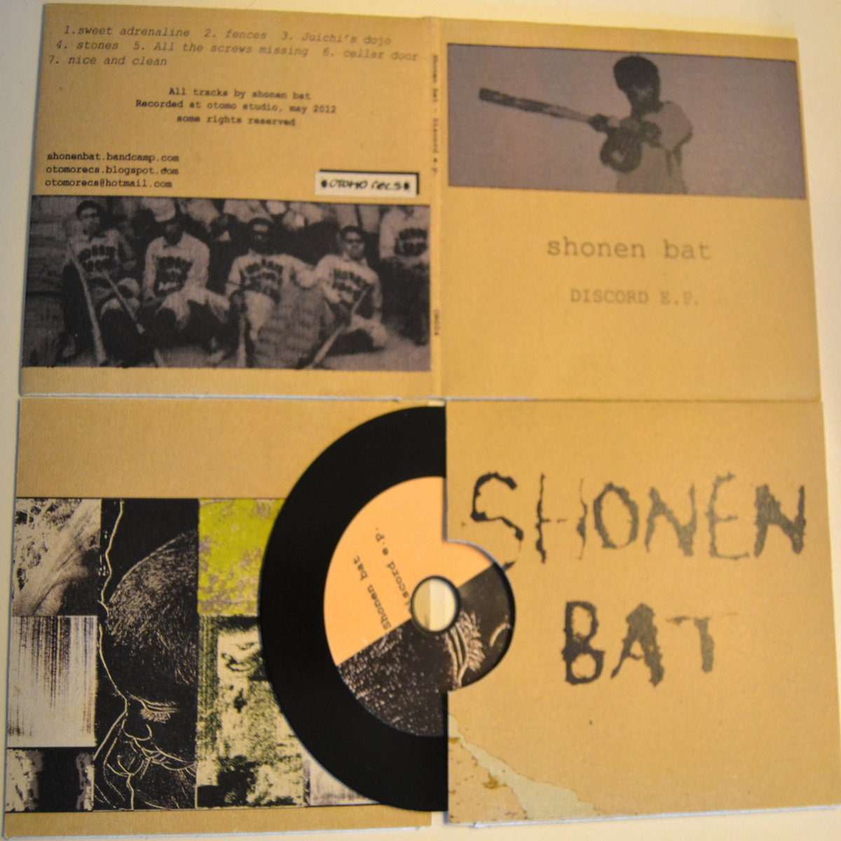 Cellar Door From Discord E P By Shonen Bat