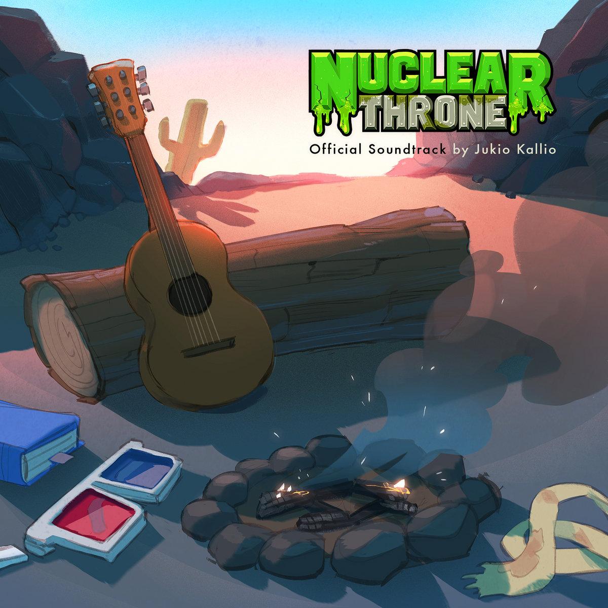 Nuclear Throne OST | Jukio Kallio