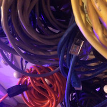 Trust in Wires (Daniel Durrett & Nicholas Davio) cover art