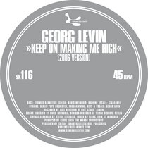 Keep On Making Me High / Leisure Suit cover art