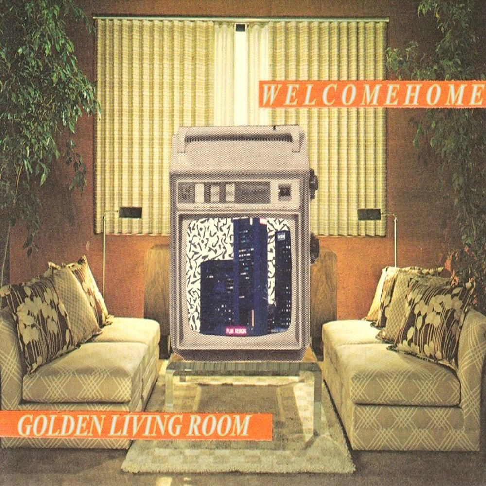 Merveilleux WELCOME HOME. By GOLDEN LIVING ROOM