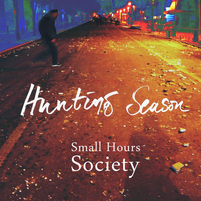 hunting season cover art