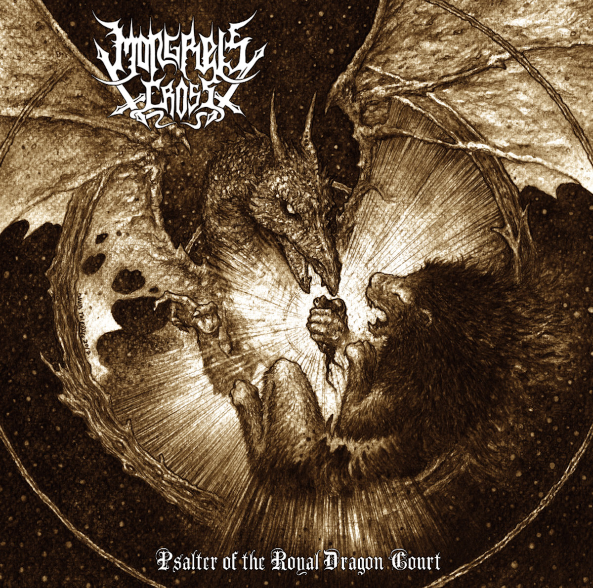 Psalter Of The Royal Dragon Court | MONGREL'S CROSS