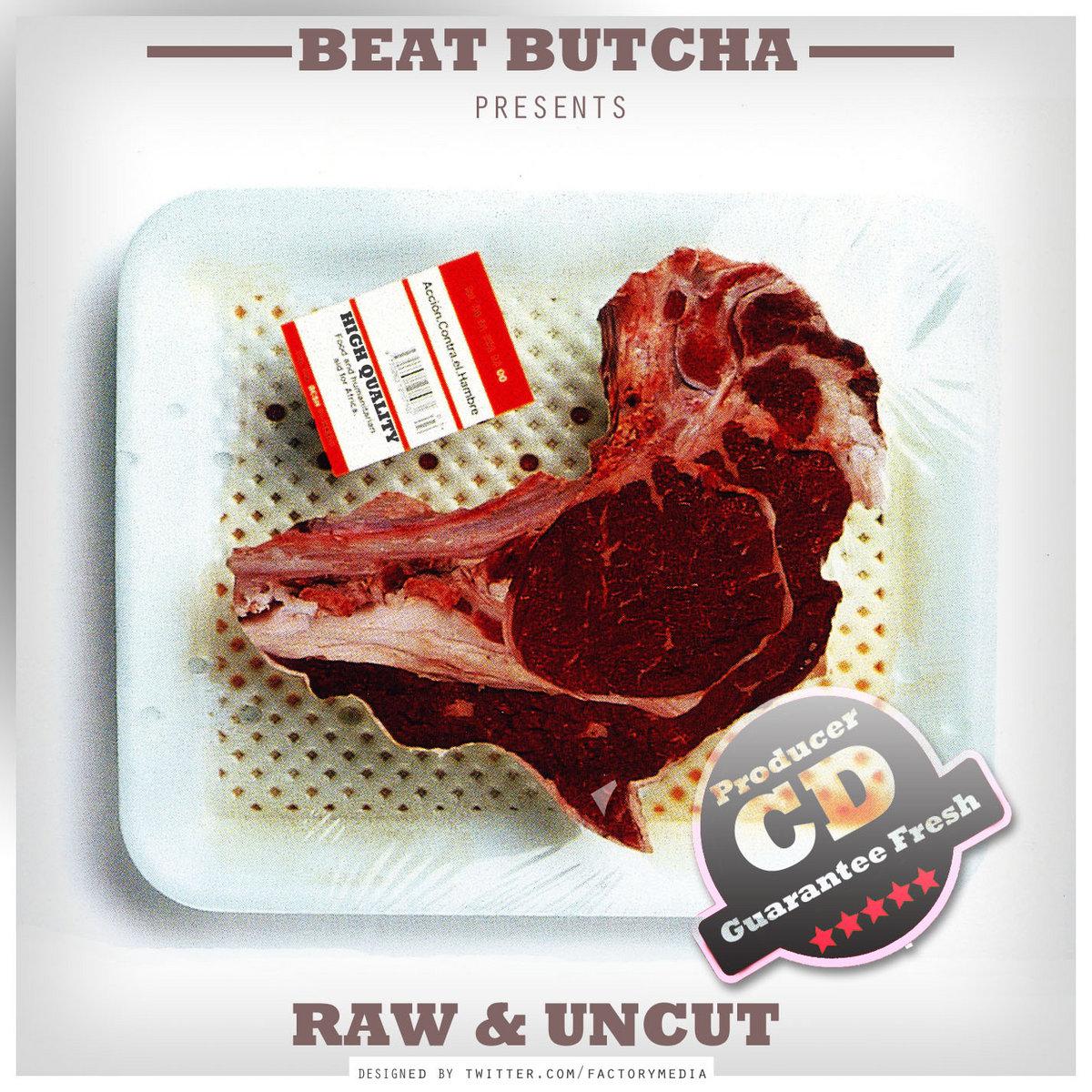 beat butcha lamb chops drum kit