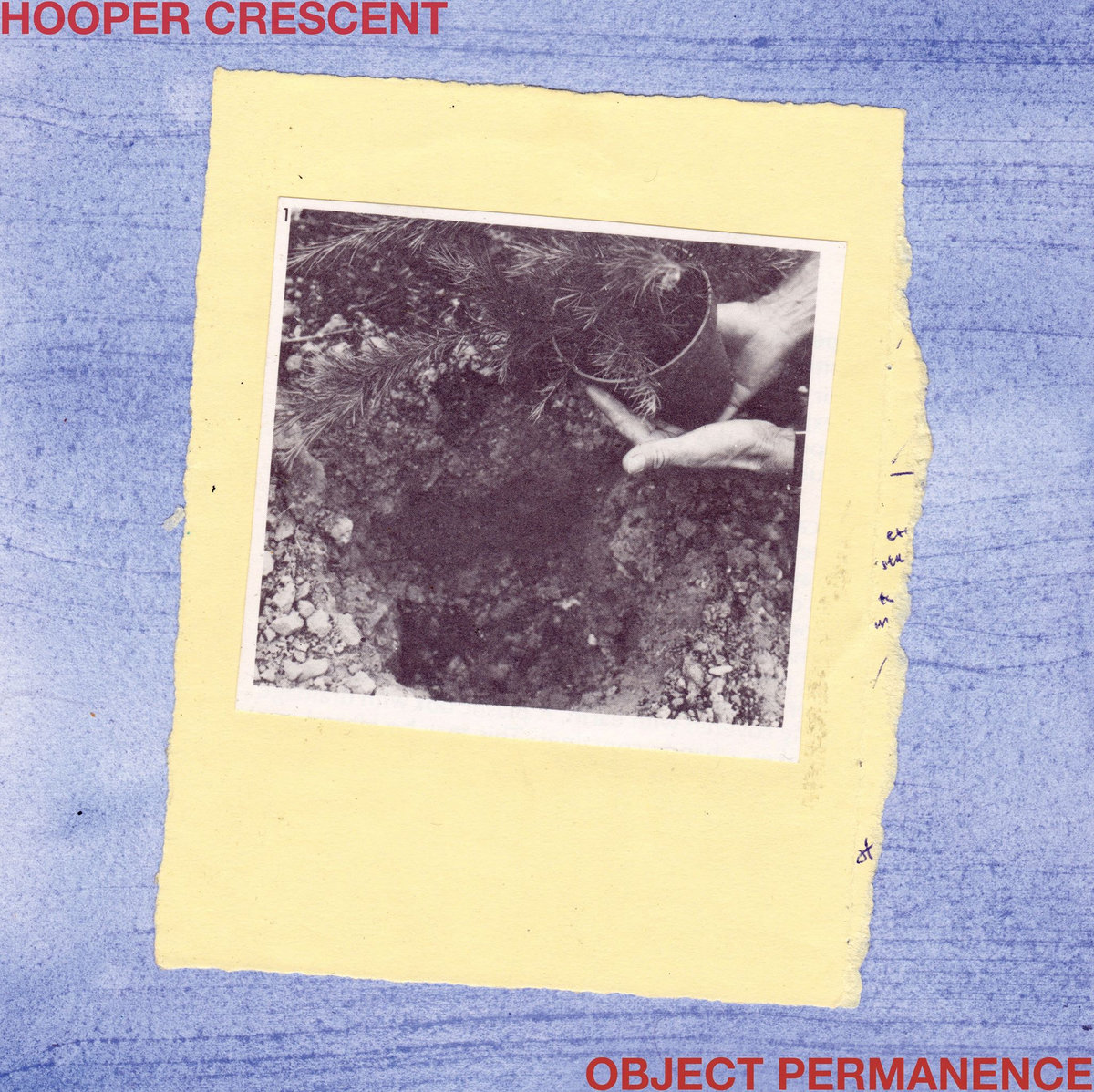 Object Permanence | Hooper Crescent | POLAKS RECORDS