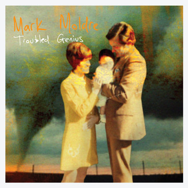 Mark Moldre - Troubled Genius EP Cover