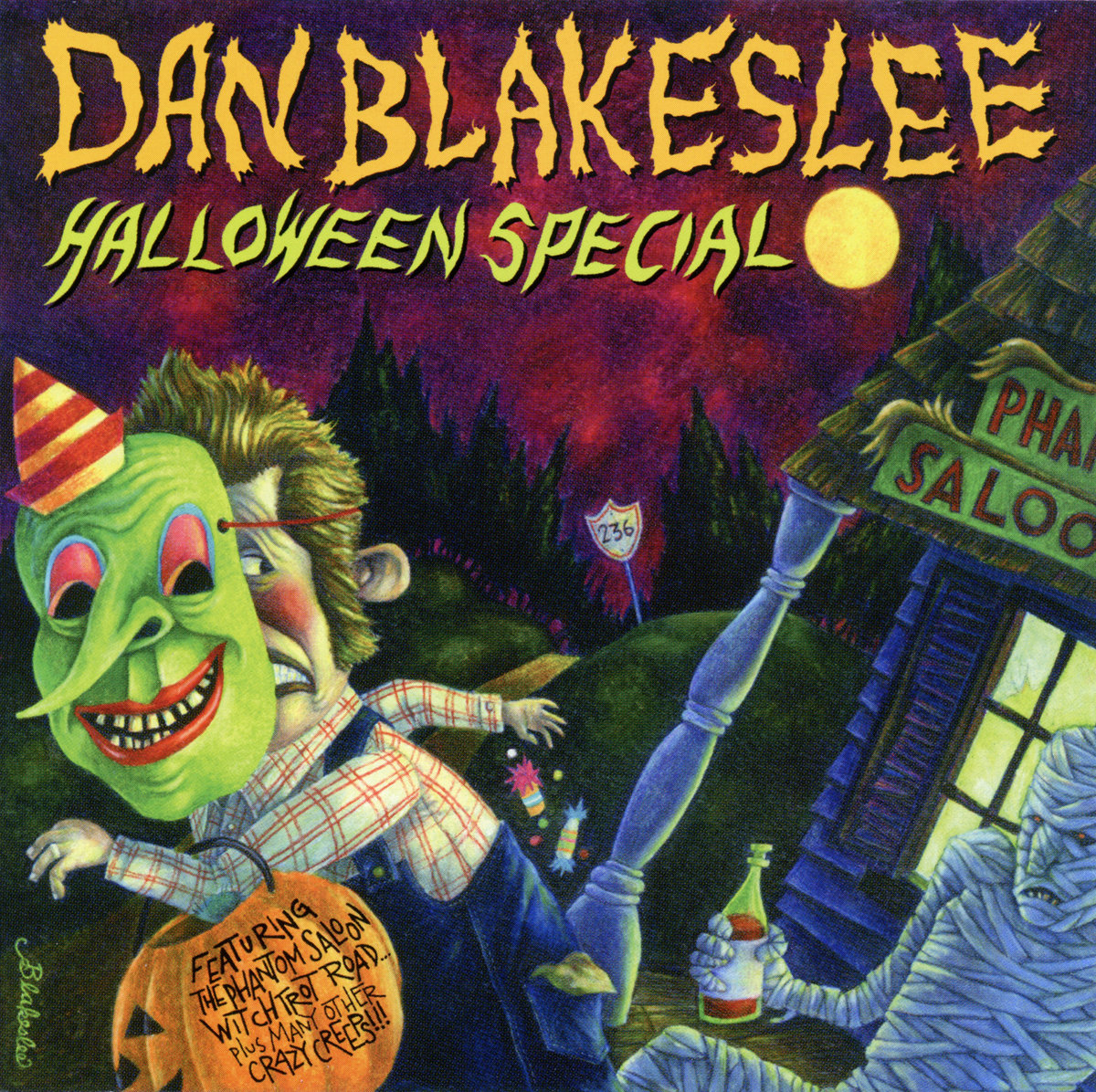 halloween special | dan blakeslee