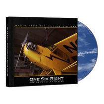 """""""Flight"""" as featured on """"One Six Right"""" Soundtrack cover art"""