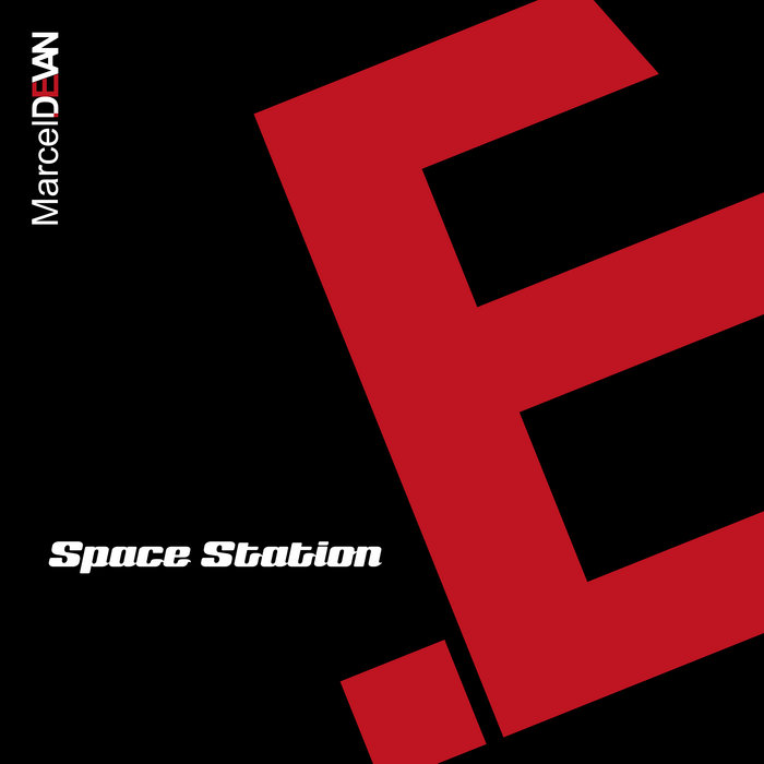 Marcel de Van - Space Station (Maxi)
