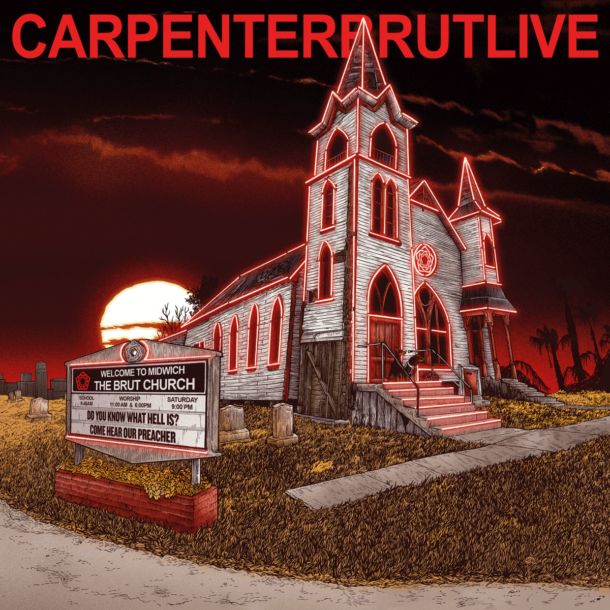 TRILOGY | Carpenter Brut