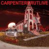 CARPENTERBRUTLIVE Cover Art