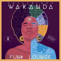 Wakanda Funk Lounge cover art