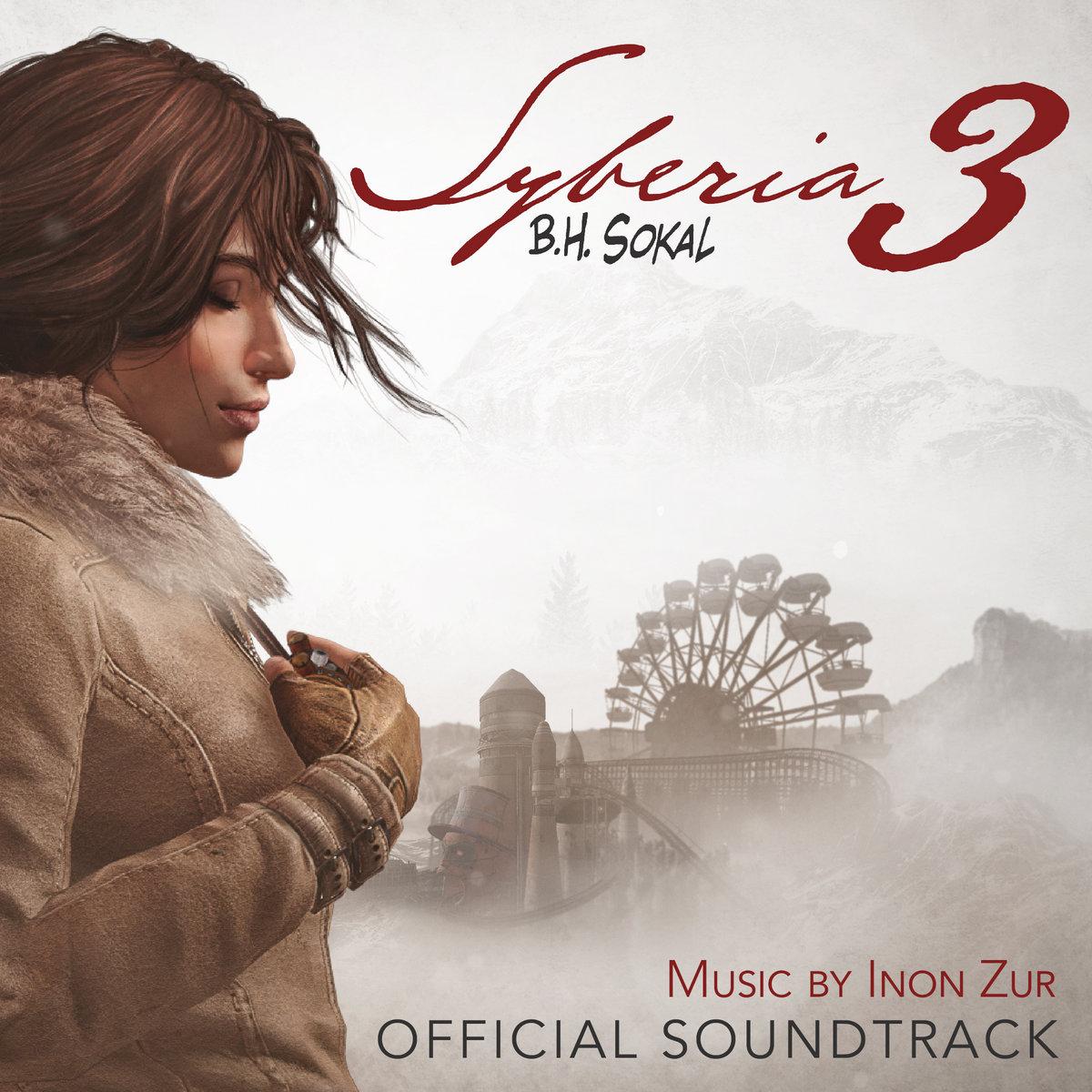 syberia 3 official soundtrack black screen records