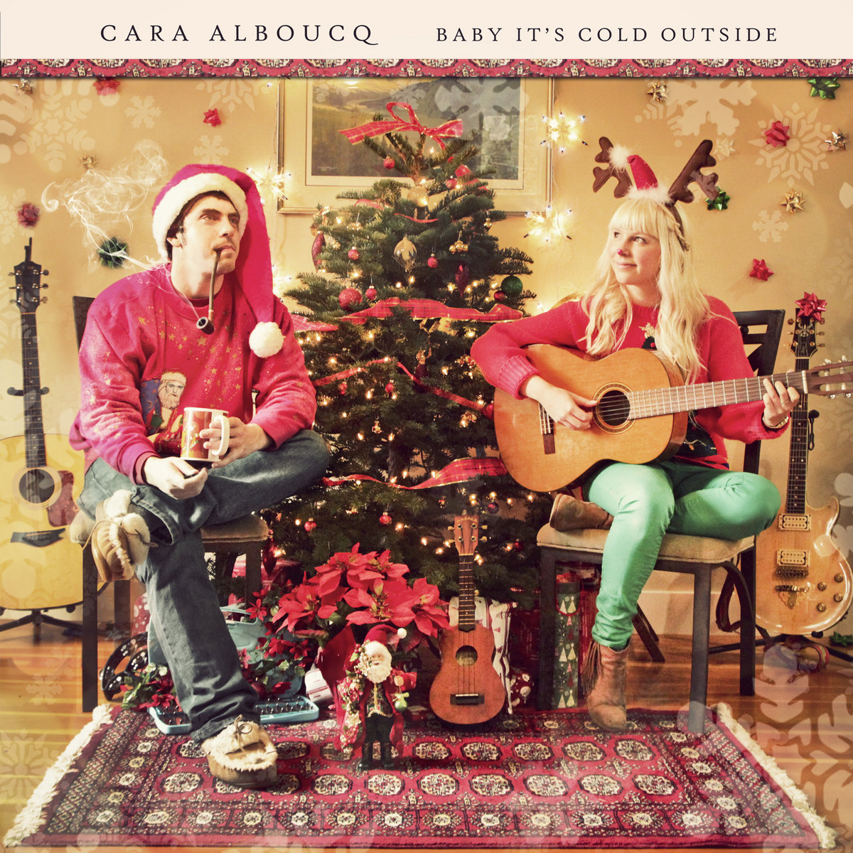 Please Come Home for Christmas. from Baby It's Cold Outside by Cara Alboucq