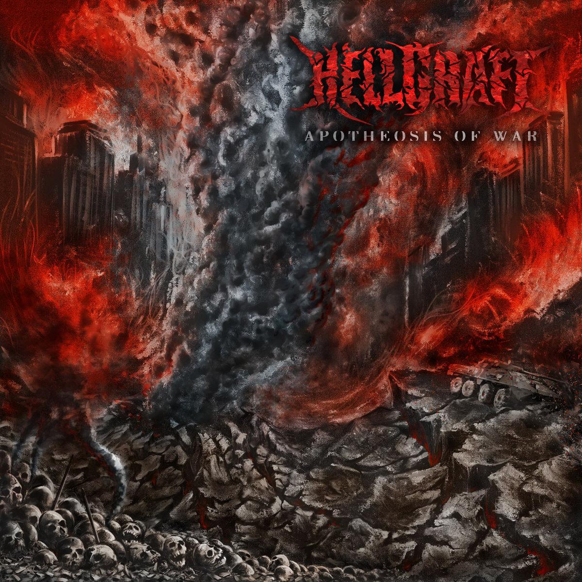 Sodp088 Hellcraft Apotheosis Of War 2017 Symbol Of Domination