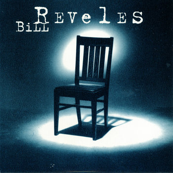 Blue Chair by Bill Reveles