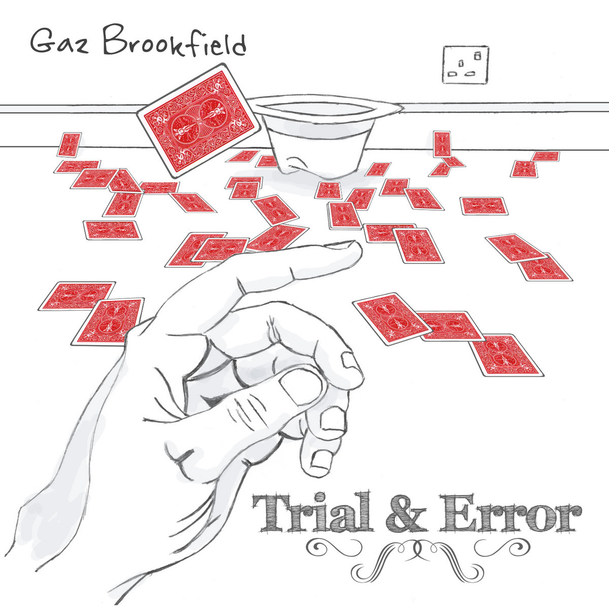 Trial and Error | Gaz Brookfie...