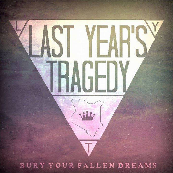 Bury Your Fallen Dreams cover art