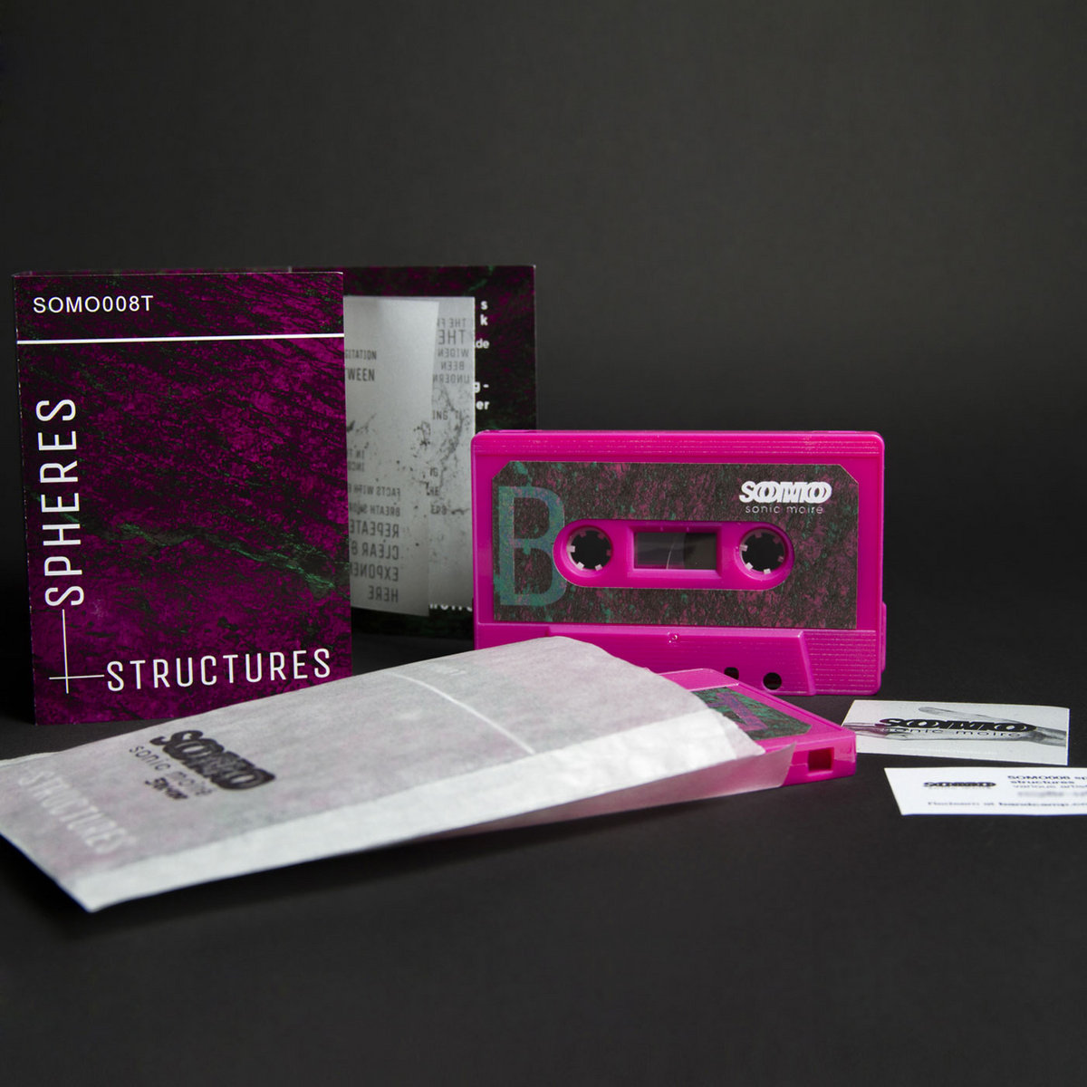 Somo008t Various Artists Spheres And Structures Sonic Moir Electronics Technology Pink Flicker Noise Generator Circuit By