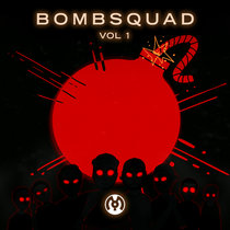 Bombsquad Vol. 1 cover art