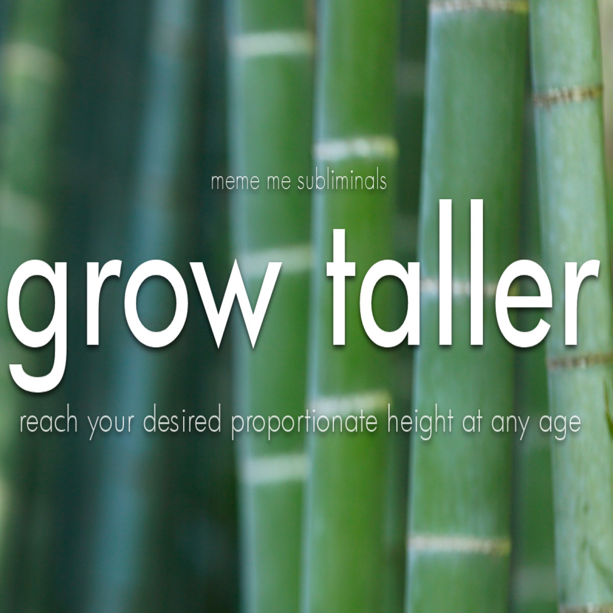 GROW TALLER: Activate Rapid Height Growth - Subliminal Affirmations