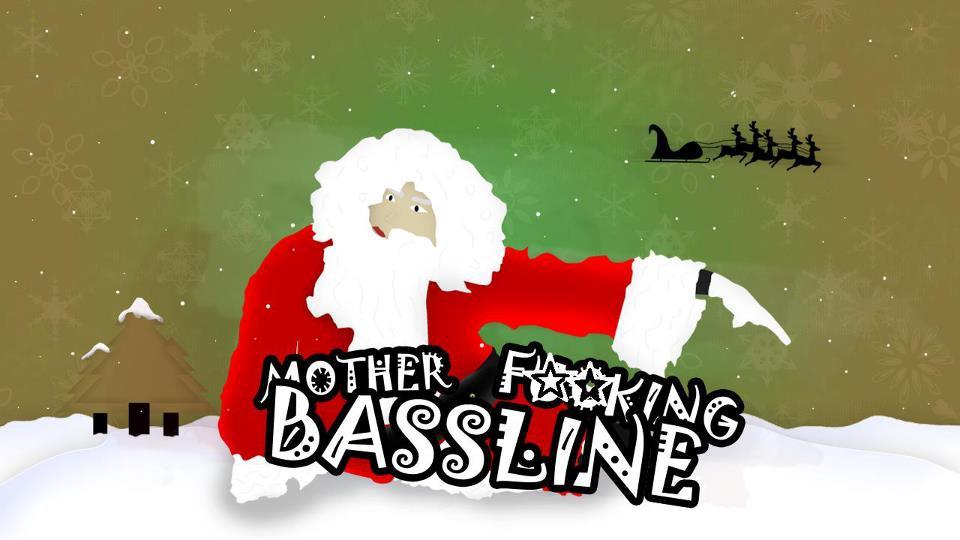 dubstep santa christmas bassline - Dubstep Christmas