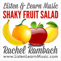 Shaky Fruit Salad cover art