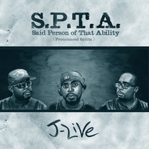 S.P.T.A. Said Person of That Ability (Instrumentals) cover art