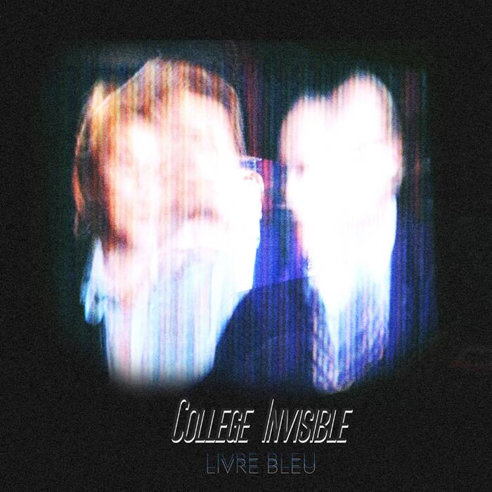 Livre Bleu College Invisible