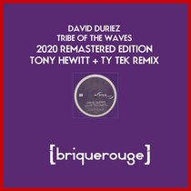 [BR087] : David Duriez - Tribe Of The Waves [2020 Remastered Special Edition] cover art