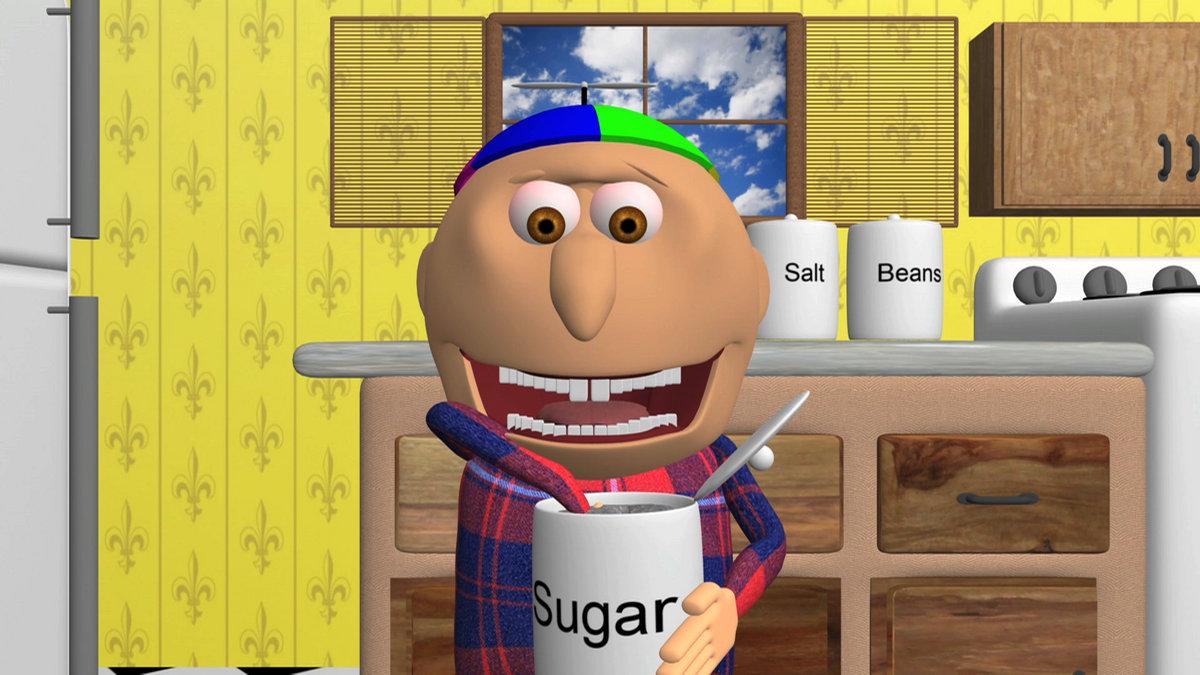 Johny johny yes papa nursery rhyme by chuchu tv.