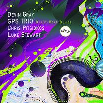 GPS Trio Blast Beat Blues cover art