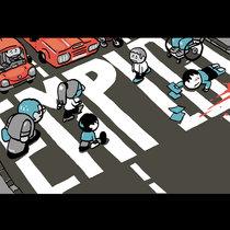 Traverser la rue feat. Emmanuel Macron cover art