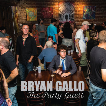 The Party Guest by Bryan Gallo