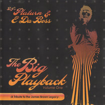 DJs Platurn & E Da Boss - The Big Playback V.1 cover art